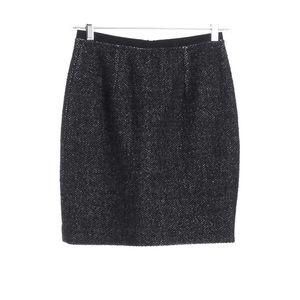 EUC Isabel Marant tweed mini skirt 0 xs